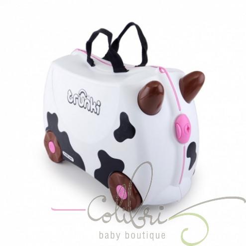 Детский дорожный чемоданчик Frieda Cow