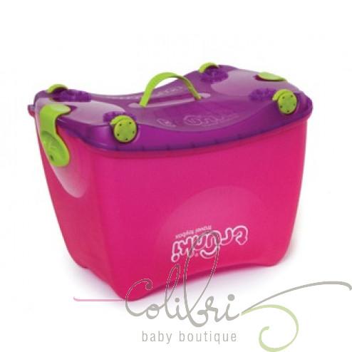 Ящик для игрушек TOY BOX PINK