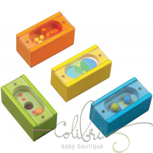 Набор блоков для малышей