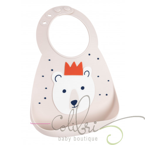 Нагрудник party animal (Polar Bear)