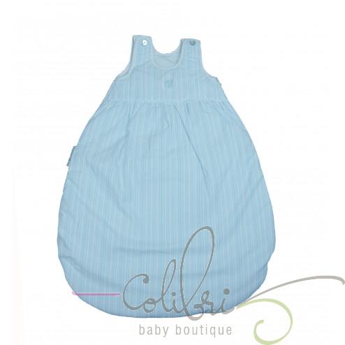 Спальный мешок детский в полоску pastel