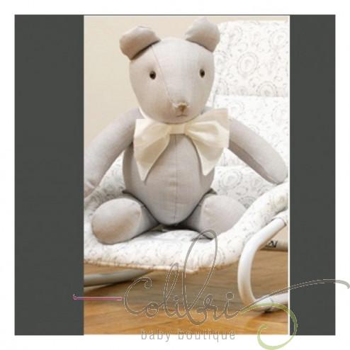 ТР ведмедик сірий ange louis