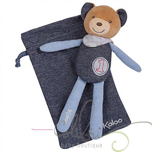 Blue Denim медведь UDU