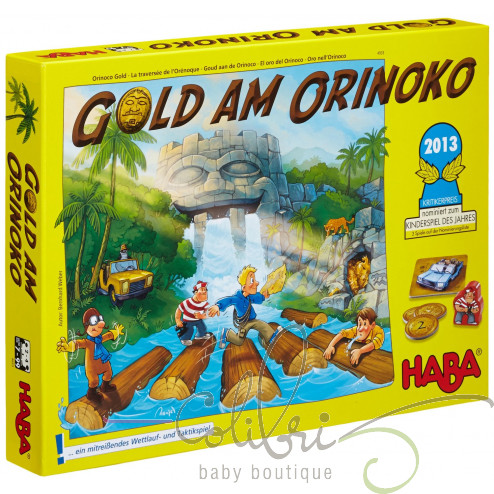 HB Гра Золото Оріноко
