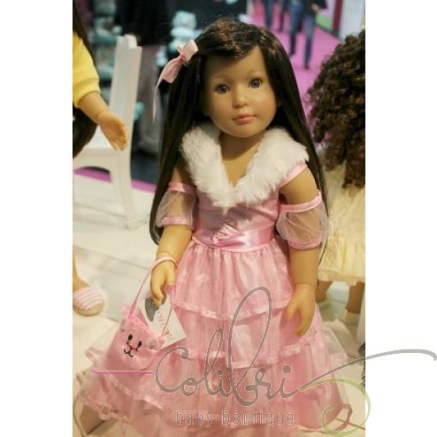 """Кукла """"Принцесса в розовом"""""""
