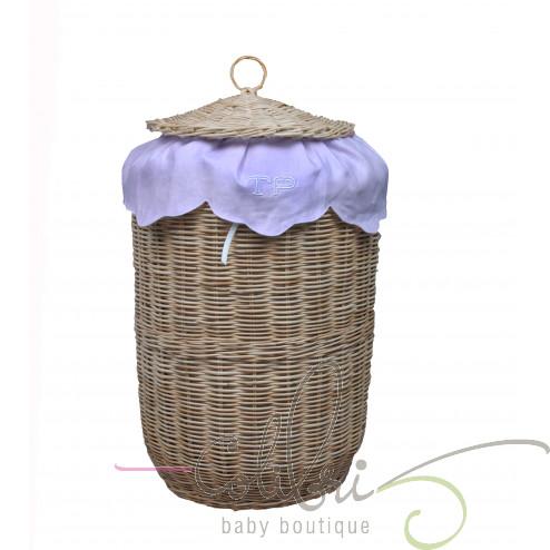 ТР Violette плетеная корзина
