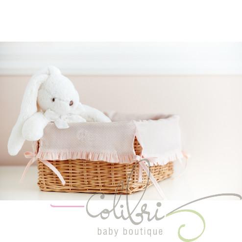 Плетеная корзина Poudre