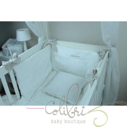 ТР бортик на ліжечко Voile de Lin