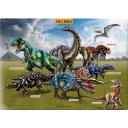 """Подставка на стол """"Мир Динозавров"""""""