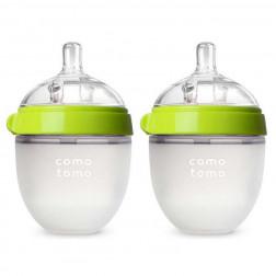 CMTM Набор бутылочек по 150 мл (зеленый)