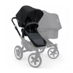 Прогулянковий блок для другої дитини Donkey BLACK / BLACK