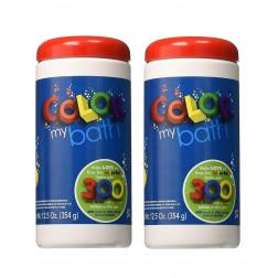 Цветные таблетки для ванной, 100 г, 300 шт.