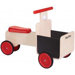 Дерев'яна іграшка Триколісний беговел