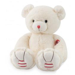 KL Rouge ведмедик бежевий маленький
