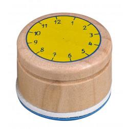 """HB Штампик для вивчення часу """"Подарунок"""""""