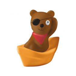 """Игрушка для ванной """"Медвежонок Пират"""""""