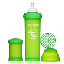 Антіколіковая пляшечка 330ml Green