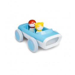 """Іграшка-сортер """"Розумний автомобіль"""" (звук і скло)"""