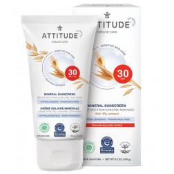 Солнцезащитный крем без запаха SPF 30, Sunscreen - SPF 30 - fragman-free (150g)