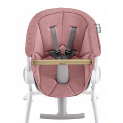 Сиденье для высокого стульчика Up & Down розовый