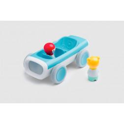 """Іграшка-сортер для гри в воді """"Плаваючий будинок"""" (звук і скло)"""