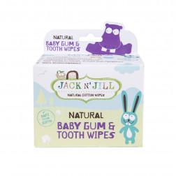 Серветки Jack N' Jill Baby Gum  для новонароджених