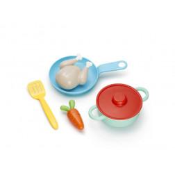"""Ігровий набір посуду """"Обід"""" (6 предметів)"""