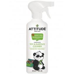 Очиститель для игрушек и игровых поверхностей без запаха, little ones Toy & Surface Cleaner