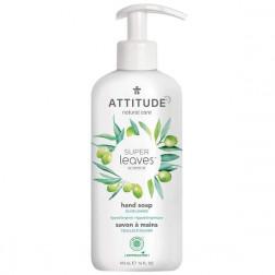 Мыло для рук – листья оливы, Hand Soap – olive leaves