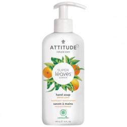 Мыло для рук – листья апельсина и соевый белок, Hand Soap – Orange Leaves & Soy Protein