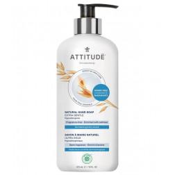 Жидкое мыло для чуствительной кожи рук без запаха, Sensitive Skin Hand Soap – fragrance free