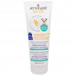 Дитячий заспокійливий крем для тіла, Sensitive Skin BABY Soothing Body Cream - NEA