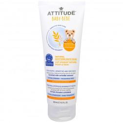 Дитяче заспокійливе, пом*якшуюче мило для ванни, Sensitive Skin BABY Soothing Bath Soak - NEA