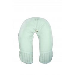 Подушка для беременных бежевая
