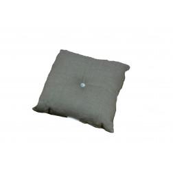 Декоративная подушка коричневая