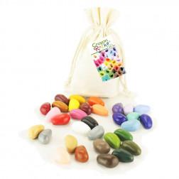"CR Карандаши  ""Crayon Rocks"" (32 цвета) х/б мешочек"