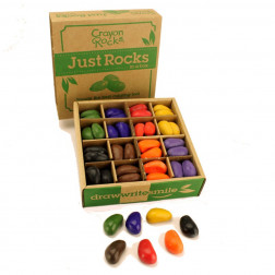 "CR Карандаши  ""Crayon Rocks"" (64шт. 8 цветов)"
