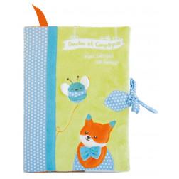 DC книга маленької принцеси лисичка