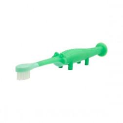 Детская зубная щетка Крокодил