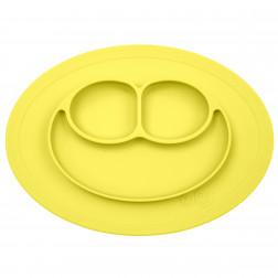 Тарелка-коврик желтый
