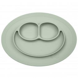 Тарелка-коврик оливковый