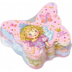 """Волшебное полотенце """"Принцесса Лиллифея"""" бабочка"""