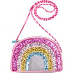 """Маленькая сумочка """"Принцесса Лиллифея"""" радуга"""