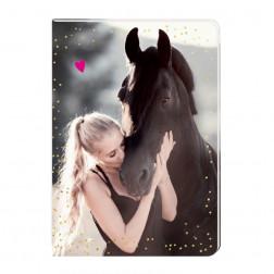 """HB Записничок """"Я люблю коней""""  А5"""