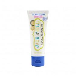 Натуральна зубна паста Jack N' Jill  (зі смаком жувальної гумки)  (50g)