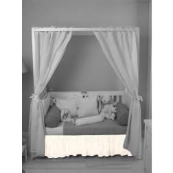 Оборка для кровати Flocon
