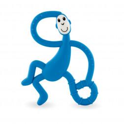 Іграшка-гризун Танцююча Мавпочка (колір синій, 14 см)