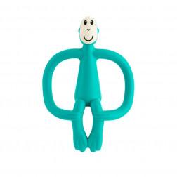 Іграшка-гризун Мавпочка (колір зелений, 10,5 см)