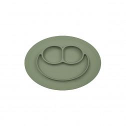 Тарелка - коврик оливковая