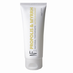 "Натуральна зубна паста ""Propolis & Myrrh""- з прополісом та маслом Миру (100g)"
